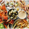 seafood for pregnant woman